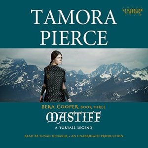 Mastiff Audiobook By Tamora Pierce cover art