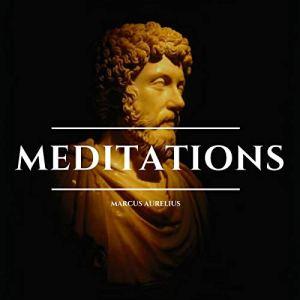 Meditations Audiobook By Marcus Aurelius cover art