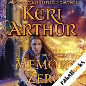 Memory Zero Audiobook By Keri Arthur cover art