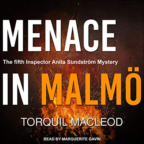 Menace in Malmö Audiobook By Torquil MacLeod cover art