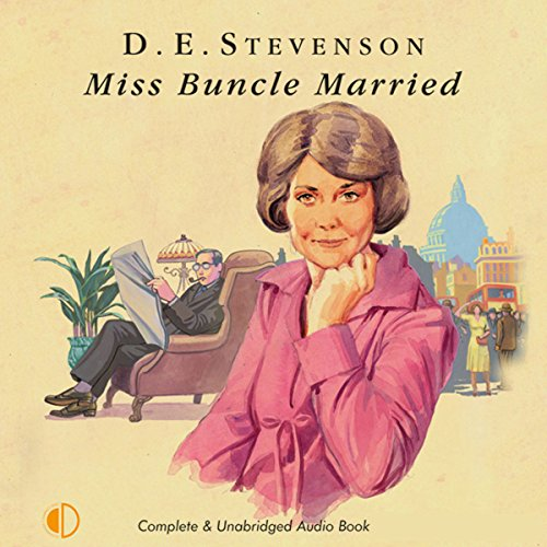 Miss Buncle Married Audiobook By D. E. Stevenson cover art