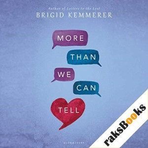 More Than We Can Tell Audiobook By Brigid Kemmerer cover art
