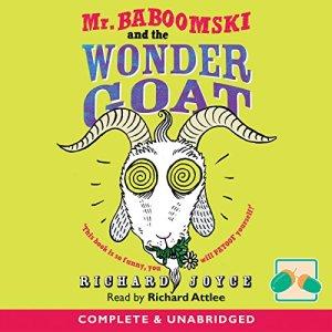 Mr Baboomski and the Wonder Goat Audiobook By Richard Joyce cover art