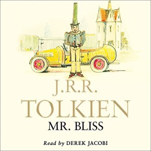 Mr Bliss Audiobook By J. R. R. Tolkien cover art