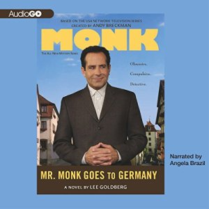 Mr. Monk Goes to Germany Audiobook By Lee Goldberg cover art