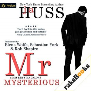 Mr. Mysterious Audiobook By JA Huss cover art
