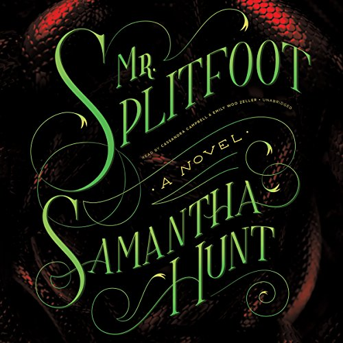 Mr. Splitfoot Audiobook By Samantha Hunt cover art