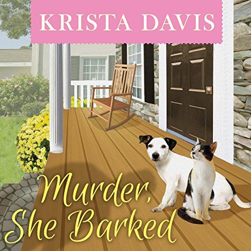 Murder, She Barked Audiobook By Krista Davis cover art