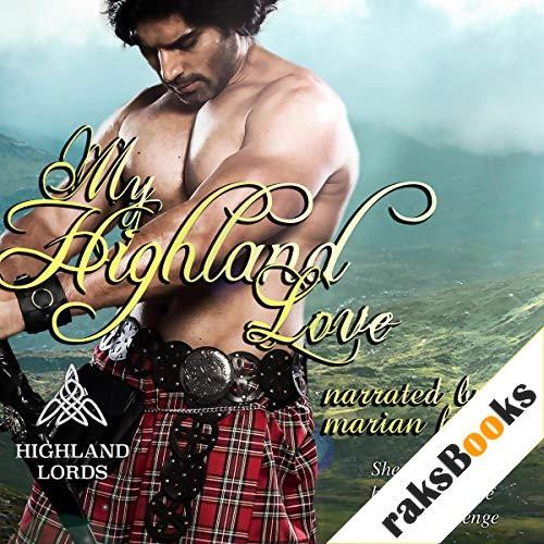 My Highland Love Audiobook By Tarah Scott cover art