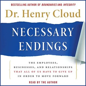 Necessary Endings Audiobook By Henry Cloud cover art