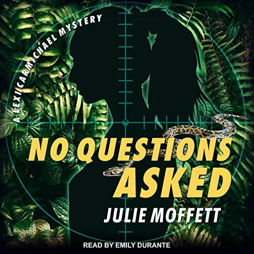 No Questions Asked Audiobook By Julie Moffett cover art