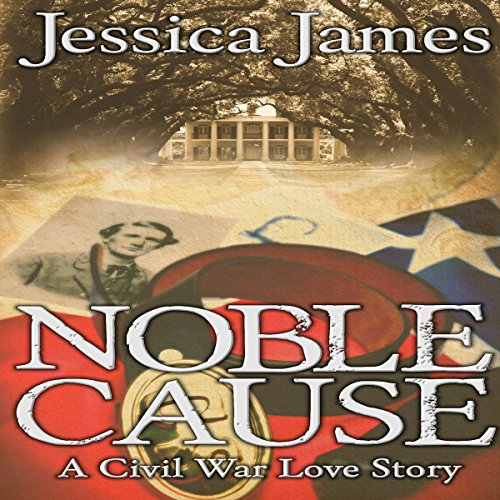 Noble Cause Audiobook By Jessica James cover art