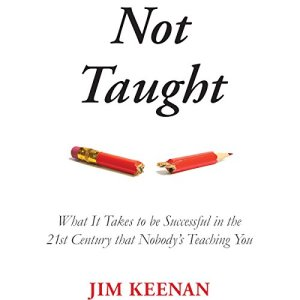 Not Taught Audiobook By Jim Keenan cover art