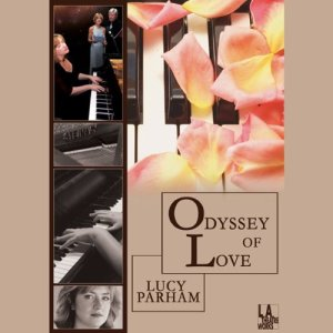 Odyssey of Love Audiobook By Lucy Parham cover art