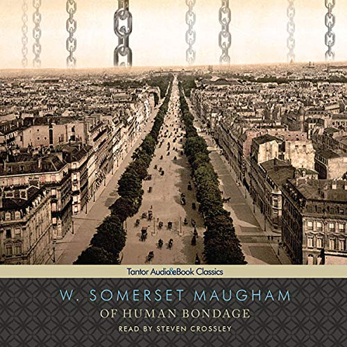 Of Human Bondage Audiobook By W. Somerset Maugham cover art