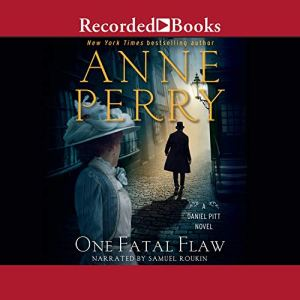 One Fatal Flaw Audiobook By Anne Perry cover art