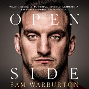 Open Side Audiobook By Sam Warburton cover art