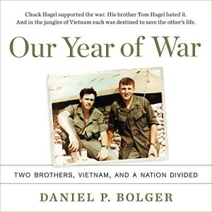 Our Year of War Audiobook By Daniel P. Bolger cover art