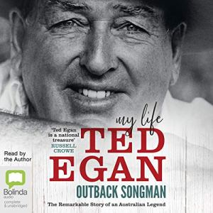 Outback Songman Audiobook By Ted Egan cover art