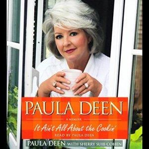 Paula Deen Audiobook By Paula Deen, Sherry Suib Cohen cover art