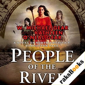 People of the River Audiobook By W. Michael Gear, Kathleen O'Neal Gear cover art