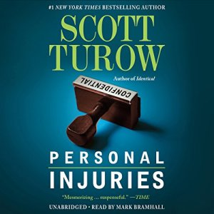 Personal Injuries Audiobook By Scott Turow cover art