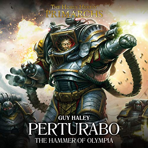 Perturabo: The Hammer of Olympia Audiobook By Guy Haley cover art