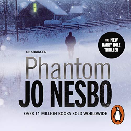 Phantom: A Harry Hole Thriller, Book 9 Audiobook By Jo Nesbo cover art