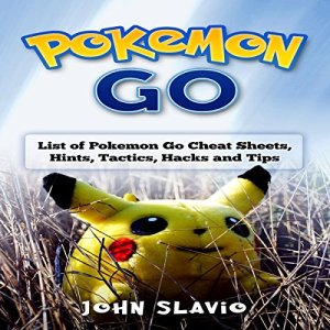 Pokemon Go Audiobook By John Slavio cover art