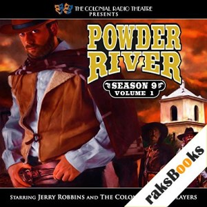 Powder River: Season 9, Vol. 1 Audiobook By Jerry Robbins cover art