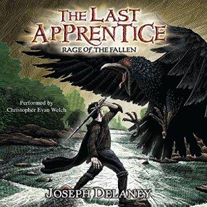 Rage of the Fallen Audiobook By Joseph Delaney, Patrick Arrasmith cover art