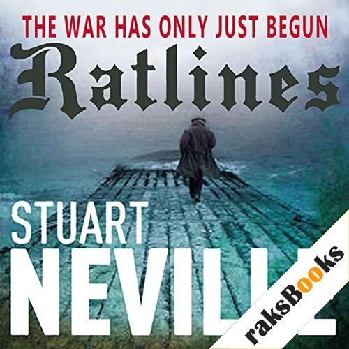 Ratlines Audiobook By Stuart Neville cover art