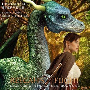 Reecah's Flight (Epic Fantasy Series) Audiobook By Richard H. Stephens cover art