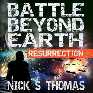 Resurrection Audiobook By Nick S. Thomas cover art