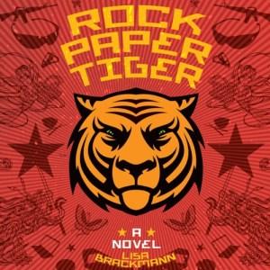 Rock Paper Tiger Audiobook By Lisa Brackmann cover art