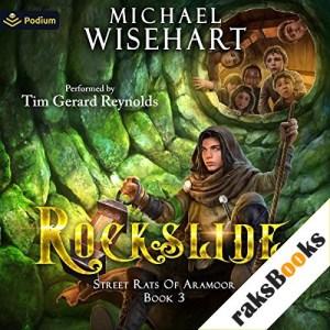 Rockslide Audiobook By Michael Wisehart cover art