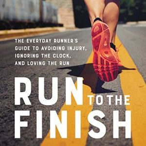 Run to the Finish Audiobook By Amanda Brooks cover art