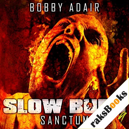 Sanctum Audiobook By Bobby Adair cover art
