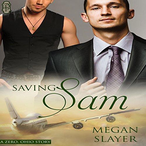 Saving Sam Audiobook By Megan Slayer cover art