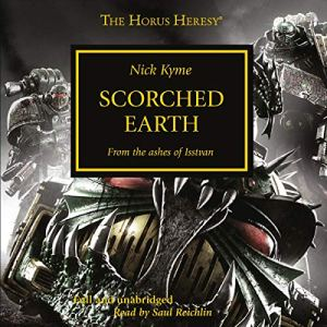 Scorched Earth Audiobook By Nick Kyme cover art