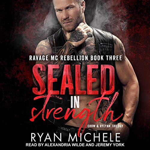 Sealed in Strength Audiobook By Ryan Michele cover art