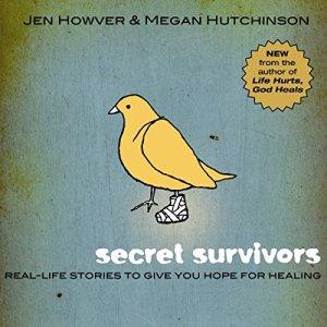 Secret Survivors Audiobook By Jen Howver, Megan Hutchinson cover art