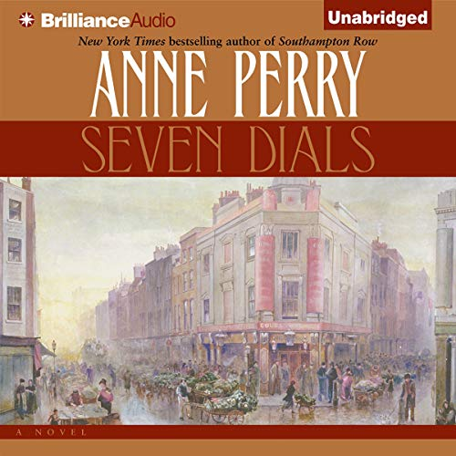 Seven Dials Audiobook By Anne Perry cover art
