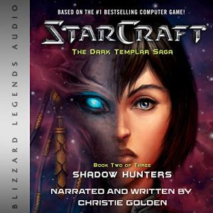 Shadow Hunters Audiobook By Christie Golden cover art