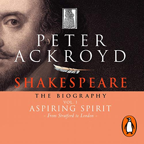 Shakespeare Audiobook By Peter Ackroyd cover art