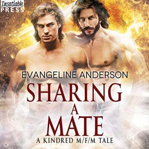Sharing a Mate Audiobook By Evangeline Anderson cover art