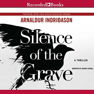 Silence of the Grave Audiobook By Arnaldur Indridason cover art