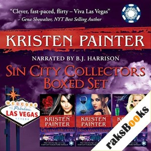 Sin City Collectors Boxed Set Audiobook By Kristen Painter cover art