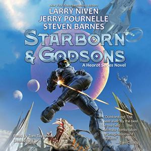 Starborn and Godsons Audiobook By Larry Niven, Jerry Pournelle, Steven Barnes cover art