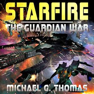 Starfire Audiobook By Michael G. Thomas cover art